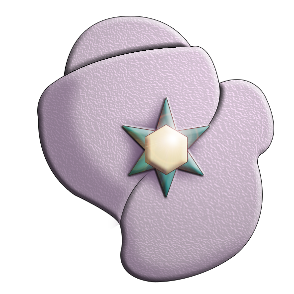 Jade Star Badge GASTA