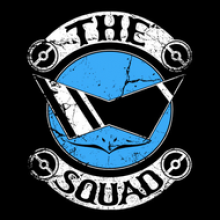 Logo do grupo Squirtle Squad