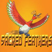 Logo do grupo Sacred Feathers