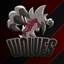 Logo do grupo Wolves
